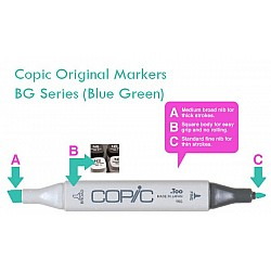 Copic Markers - BG Series