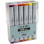 COPIC Basic Colors Marker - Set of 12 Markers