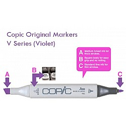 Copic Markers - V Series