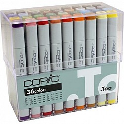 Copic Markers 36pc Set