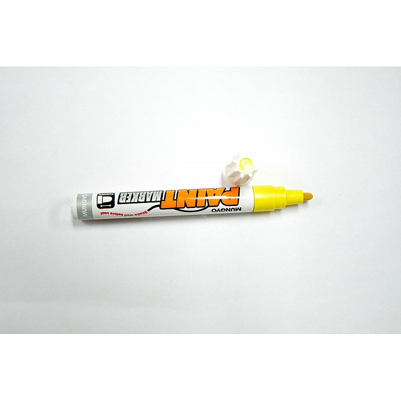 buy mungyo paint marker   yellow online in india at best
