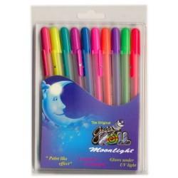 Sakura Gelly Roll Moonlight Set of 10 pens
