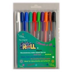 Sakura Gelly Roll Regular Set of 10 pens