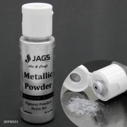 Mica Metallic Powder Silver (15 gms)