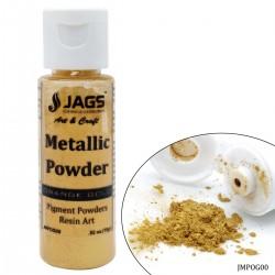 Mica Metallic Powder Orange Gold (15 gms)