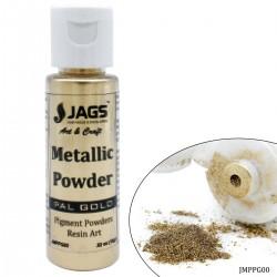 Mica Metallic Powder Pale Gold (15 gms)