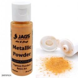 Mica Metallic Powder Orange (15 gms)