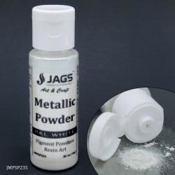 Mica Metallic Powder Pale White (15 gms)