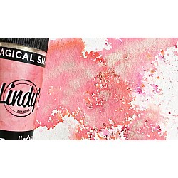 Lindy's Stamp Gang Magical Shaker - Alpine Ice Rose