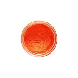 Finnabair Art Ingredients Mica Powder by Prima .6oz - Tangerine
