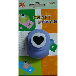 Jef Craft Punch - Heart - Small 822
