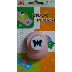 Jef Craft Punch - Butterfly Design 1 - Small
