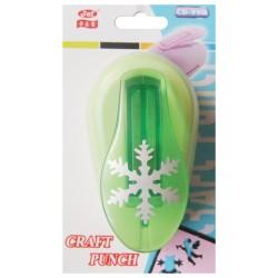 Jef Craft Punch - Snowflake Design 1 - Medium