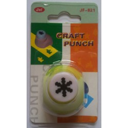 Jef Craft Punch - Snowflake Design 1- Extra Small (JF-821)