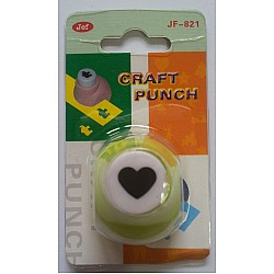 Jef Craft Punch - Heart - Extra Small (JF-821)