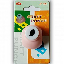 Jef Craft Punch - Leaf - Extra Small (JF-821)