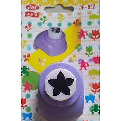 Jef Craft Punch - 5 petal simple flower - Small
