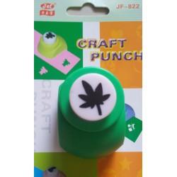 Jef Craft Punch - Maple Leaf Design 2 - Small