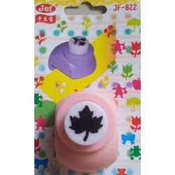 Jef Craft Punch 822 - Maple Leaf Design 1 - Small