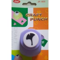 Jef Craft Punch - Fern leaf - Design 1 - Small