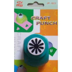 Jef Craft Punch - 10 petal flower - Small