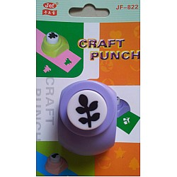Jef Craft Punch - Branch of leaves - Small