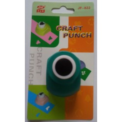 Jef Craft Punch - Circle - Small