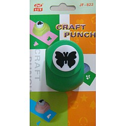 Jef Craft Punch - Butterfly Design 2 - Small
