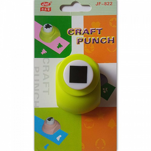 Jef Craft Punch - Square - Small