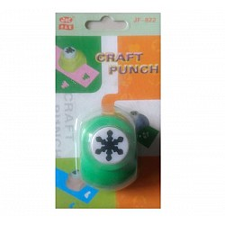 Jef Craft Punch 822 - Snowflake Design 1 - Small