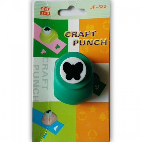 Jef Craft Punch - Simple Butterfly - Small