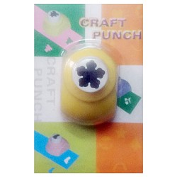 Jef Craft Punch - 5 petal rounded flower - Small