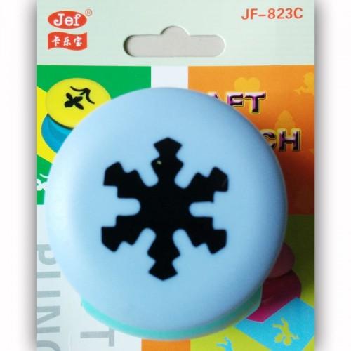 Jef Craft Punch - Snowflake Design 4