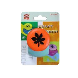 Jef Craft Punch - Floral Leaf