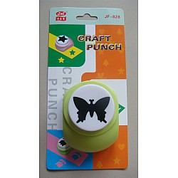 Jef Giant Craft Punch - Butterfly design 1
