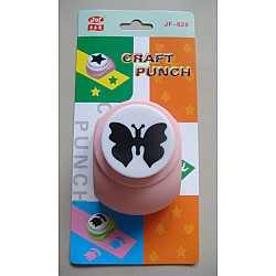 Jef Giant Craft Punch - Butterfly Design 2