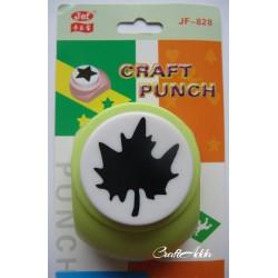 Jef Giant Craft Punch - Maple Leaf 1