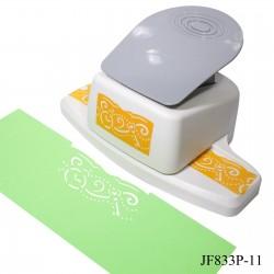 Jef Border Punch (JF833P-11)