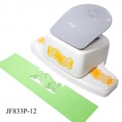Jef Border Punch (JF833P-12)