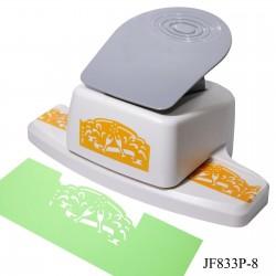 Jef Border Punch (JF833P-8)