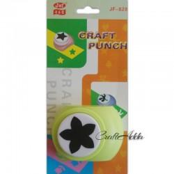 Jef Giant Craft Punch - 5 petal flower