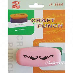Jef Giant Craft Punch - Swirls