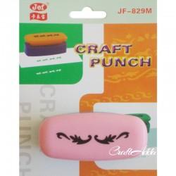 Jef Giant Craft Punch - Swirls