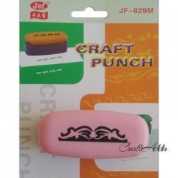 Jef Giant Craft Punch - Intricate Swirls