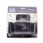 Kamei 4 inch all around craft punches -  Scalloped Circles
