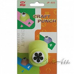 Jef Craft Punch - 5 petal flower - Small