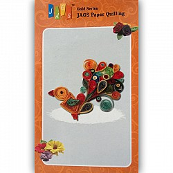 Quilling Starters Kit (Gold Series)