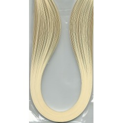 5mm Quilling Strip - Cream
