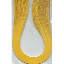 3mm Quilling Strip - Orangish Yellow