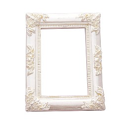 Resin Large Rectangle Frame